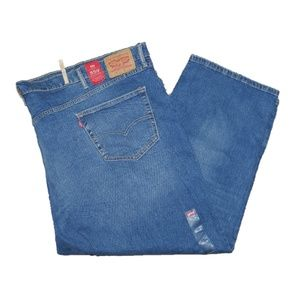 Nwt Levis 559 Relaxed Straight Fit Jean 58x30
